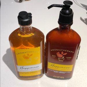 Bath & Body Works Happiness Aromatherapy